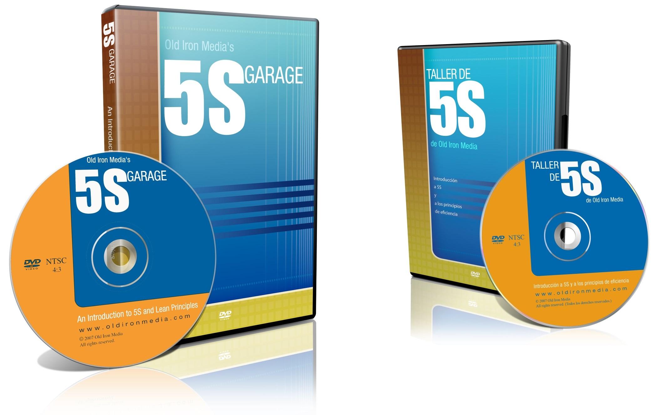 5S Garage video